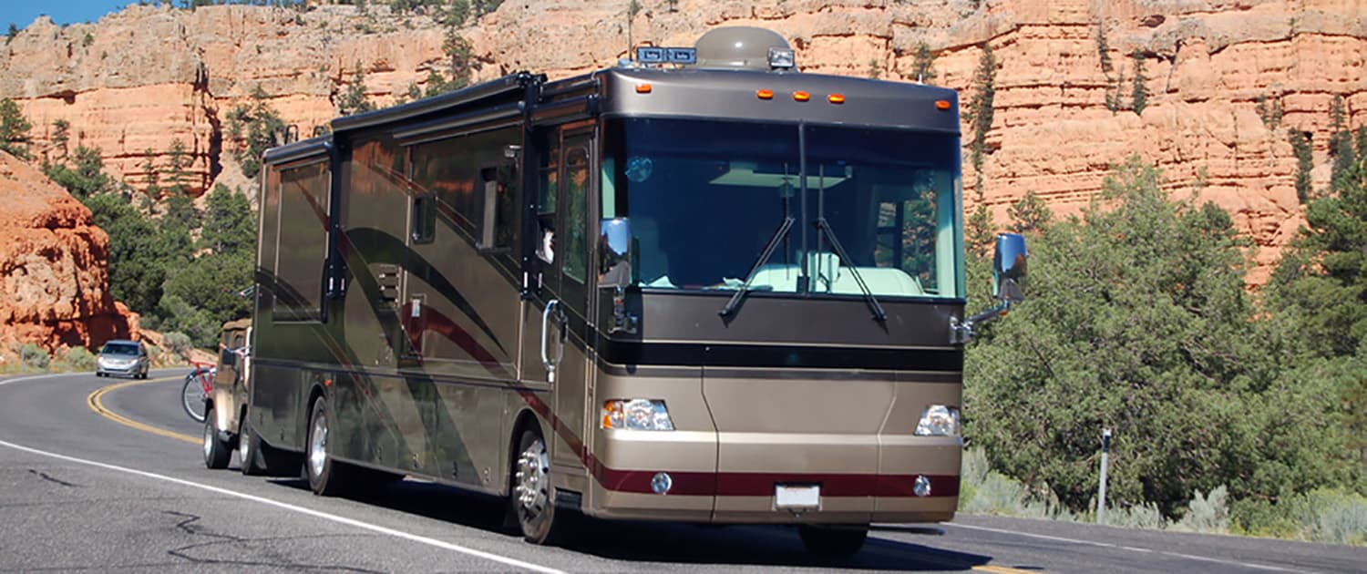Heavy-duty shock absorbers from Marquart for exotic motorhomes