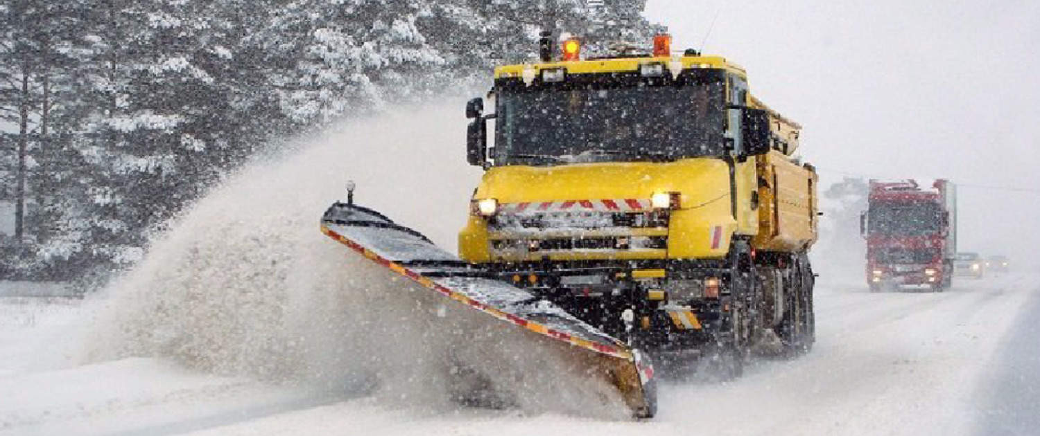 Heavy-duty shock absorbers from Marquart for snow removal vehicles