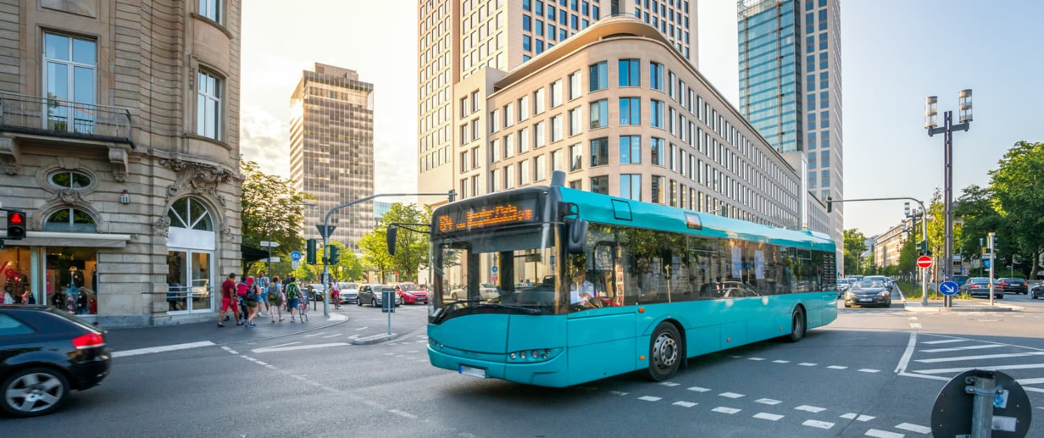 Heavy-duty shock absorbers from Marquart for city buses