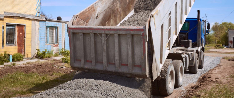 Heavy-duty shock absorbers from Marquart for dump trucks