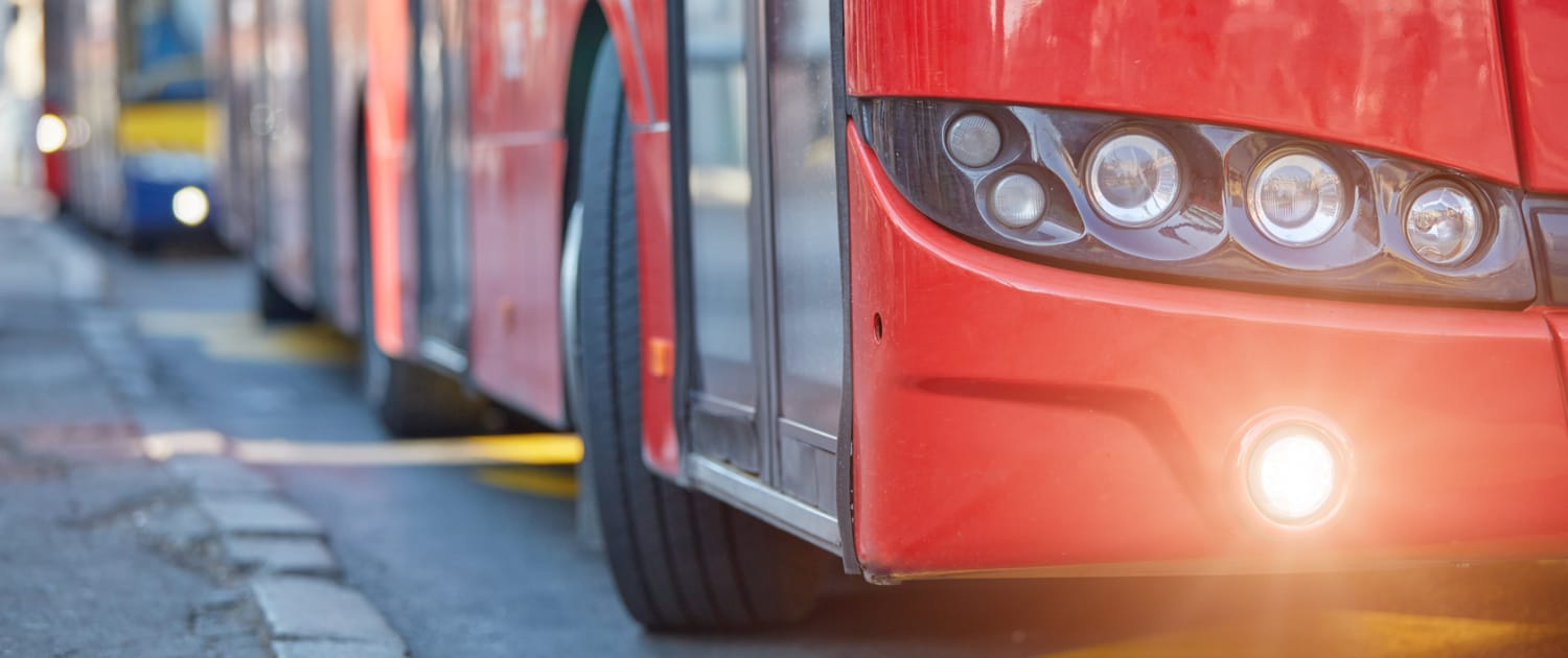 Reinforced shock absorbers from Marquart for buses of all types