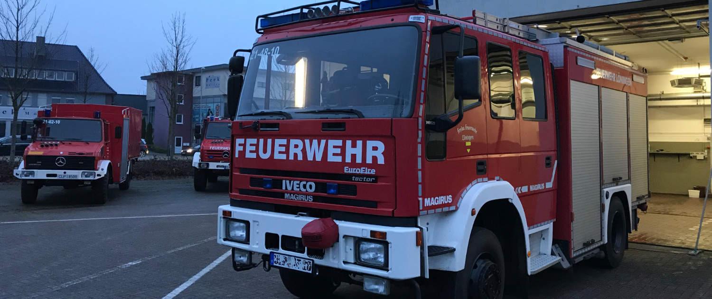 Verstärkte Stoßdämpfer von Marquart für Feuerwehren aller Marken
