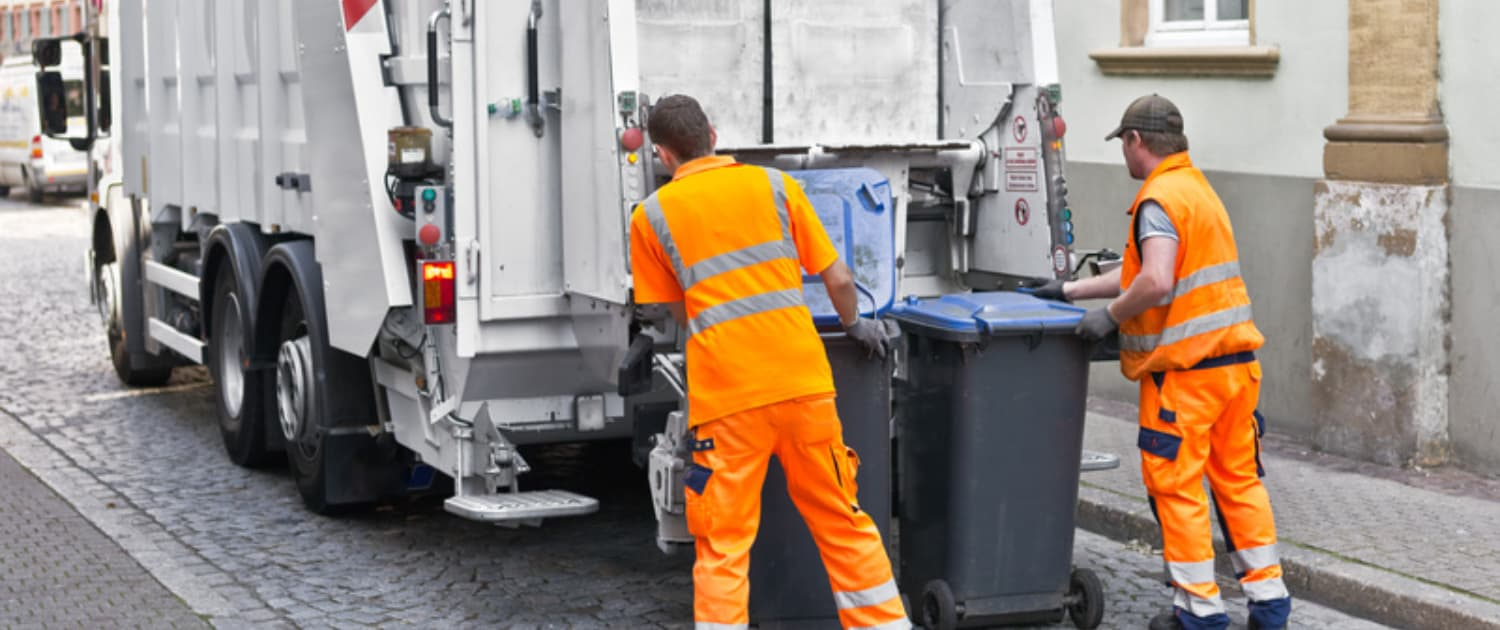Heavy-duty shock absorbers from Marquart for garbage collection vehicles