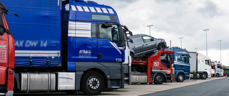 Heavy-duty shock absorbers from Marquart for all heavy-duty trucks